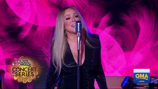 Mariah Carey   With You (Live On Good Morning America)