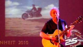 We Will Win   Fragmento Recital Michael Bradley Argentina 2010