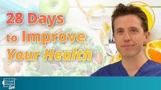How a Plant-Based Diet Boosts Health in 28 Days | Dr. Alan Desmond