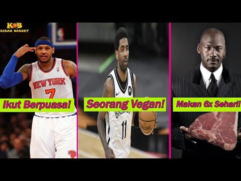 KB EP 81: Apa Yang Sebenarnya Dimakan Para Pemain NBA? (Carmelo ,Kyrie, LeBron, Michael Jordan)