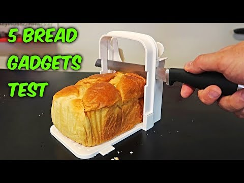 Download 5 Bread Gadgets put to the Test HD Mp4 3GP Video and MP3