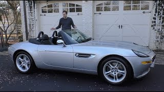 Here's Why the BMW Z8 Is Worth $200,000