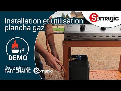[TUTO] Installation et utilisation d'une plancha à gaz