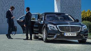 Beleon Group luxury car fleet: Mercedes Benz S500