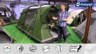 Outwell Birdland 3 Tent | Innovative Family Camping