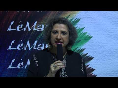 <h2>Ms. Meher Castelino</h2><p>Fashion Journalist, First Miss India</p>