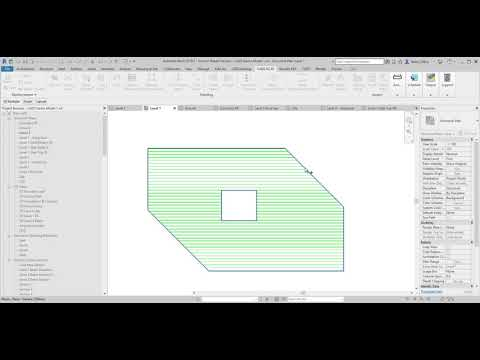 CADS RC3D for Revit - Tapered Range by Host