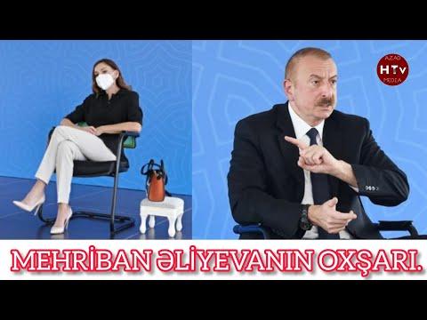 Mehriban eliyeva