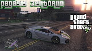 Where to find the zentorno in gta 5 story mode