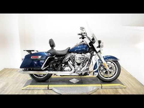 2014 Harley-Davidson Police Road King® in Wauconda, Illinois - Video 1