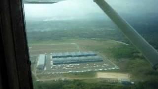 preview picture of video 'Cessna 150 Santo Domingo'