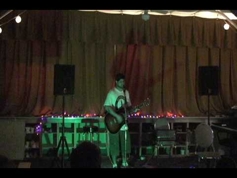 "Pat Aldrich ""St. Patty's Day"" acoustic at the Art Haven Gloucester"