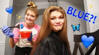 I Let My Sister Dye My Hair?!?