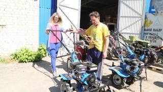 Мотоблок Кентавр МБ 2070Б-3 от компании ПКФ «Электромотор» - видео 1