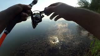 Рыбалка на лайтовые приманки