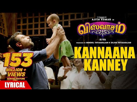 Kannaana Kanney Lyrics – Viswasam