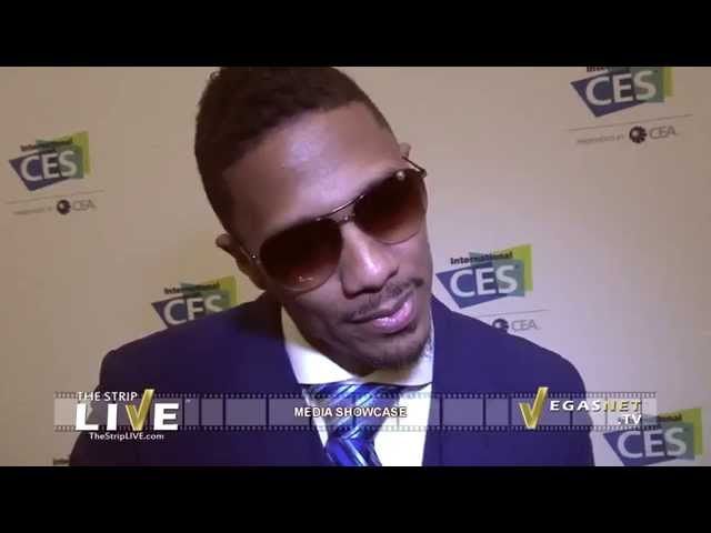 Nick Cannon (showcase)