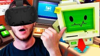 РАБОТНИК МЕСЯЦА! | Job Simulator (HTC Vive VR)