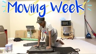 Let's start Packing! Moving Week!!