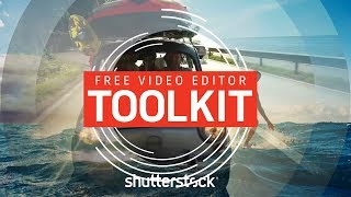 Video Editor Toolkit: 220+ Free Video Assets and Elements | Shutterstock