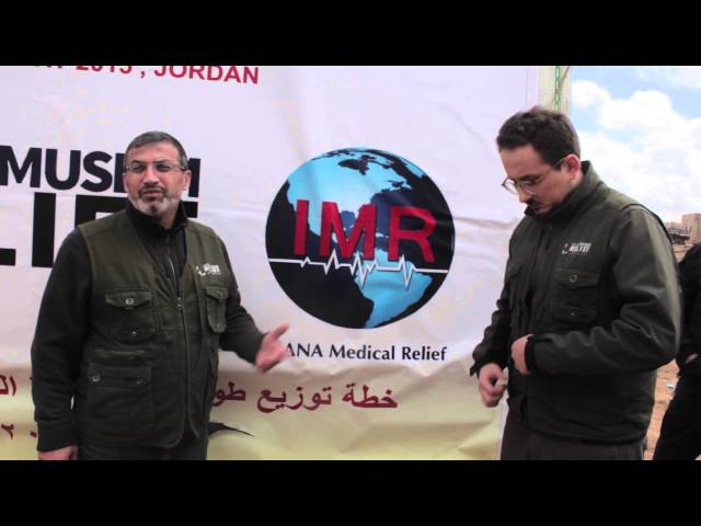 Syria Winter Distribution Kits