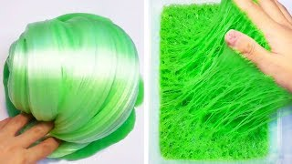 The Most Satisfying Slime ASMR Videos | Relaxing Oddly Satisfying Slime 2019 | 138