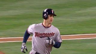5/27/16: Five-run inning powers Twins past Mariners