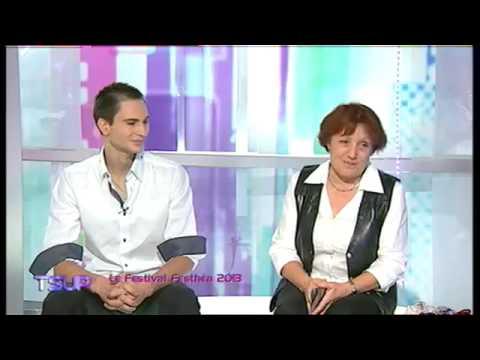 TV Tours - Alexandre Laigneau parle de l'équipe de France de magie
