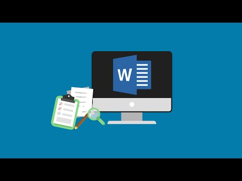 Quick and Easy Guide to Microsoft Word - Intro