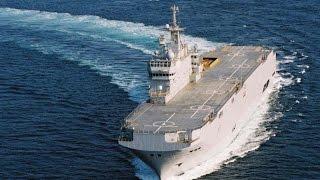 МИСТРАЛЬ что за СУПЕР Универсальный Десантный Корабль