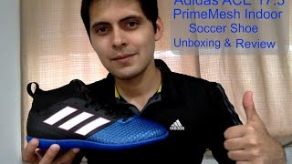 Adidas ACE 17.3 Unboxing/Review