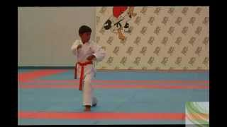 preview picture of video 'Examen de Karate 2013'