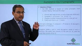 Asymmetric Key Cryptography  RSA