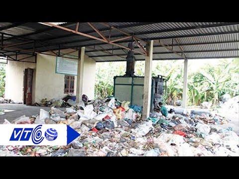Đốt rác thải thành gạch bi cải thiện môi trường | VTC