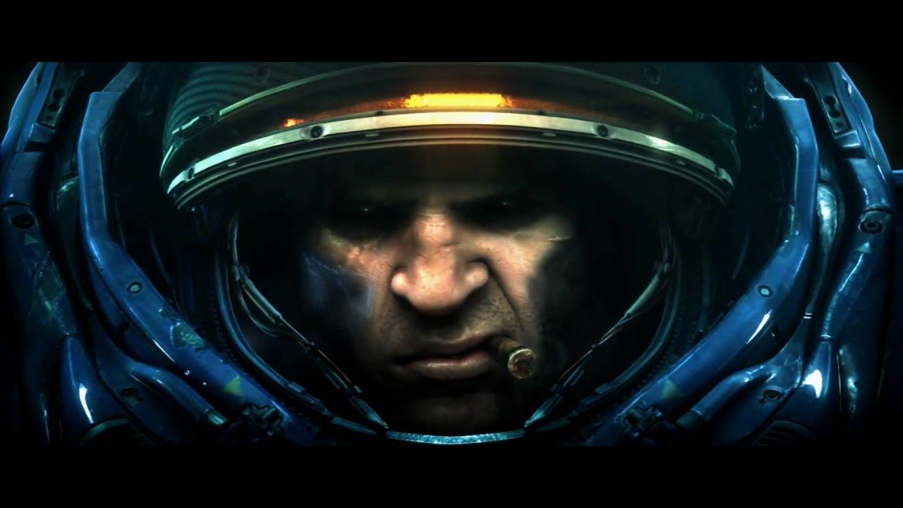 StarCraft 2 вся трилогия