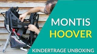 Montis Hoover Kindertrage Test / Unboxing / Produktdarstellung - wie gut ist dieser Montis?