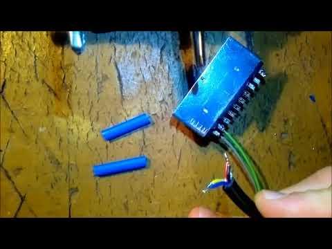 Jak zrobić kabel S Video   Euro