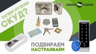 Кнопка для електро-магнитного замка GV-ВЕ-802В от компании Mультизакупка - видео