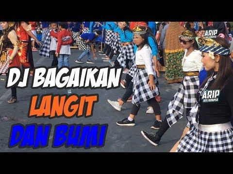 DJ BAGAIKAN LANGIT DAN BUMI SLOW BASS TIK TOK GAGAK 2019
