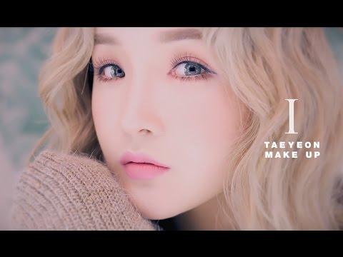 """VIET SUB [TUTORIAL] """"I"""" M/V 태연 메이크업 l [K-POP] Taeyeon's Makeup from """"I"""" M/V l LAMUQE"""