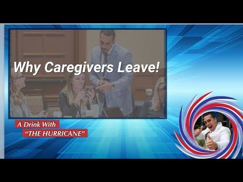 , title : 'Why Caregivers Leave.