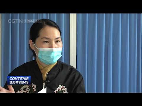 Wuhan : les patients de l'Unité de soins intensifs Wuhan : les patients de l'Unité de soins intensifs