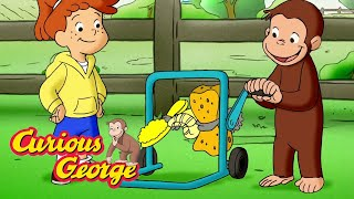 Curious George 🐵 George and Allie
