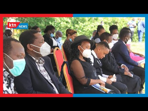 KALRO organizes farmers open day in Nakuru county in a bid to boost food productivity