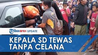 Kronologi Kepala SD di Tasikmalaya Tewas Tanpa Celana di Dalam Mobil, Warga Ungkap Kesaksiaannya