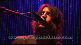 Joseph Arthur - Exhausted live @ Johnny Brenda's Philadelphia, PA 12/30/09