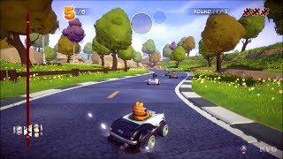 Garfield Kart   Furious Racing Gameplay (PC HD) [1080p60FPS]