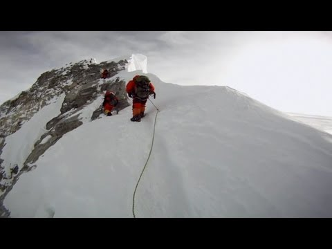 The cost of climbing Mt. Everest