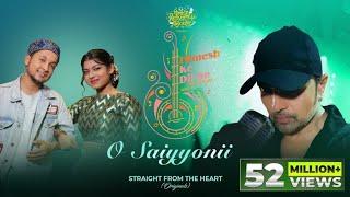O Saiyyonii (Studio Version) | Himesh Ke Dil Se The Album| Himesh Reshammiya | Pawandeep | Arunita|