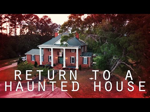 Return To A Haunted House